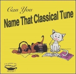 Can You Name That Classical Tune CD