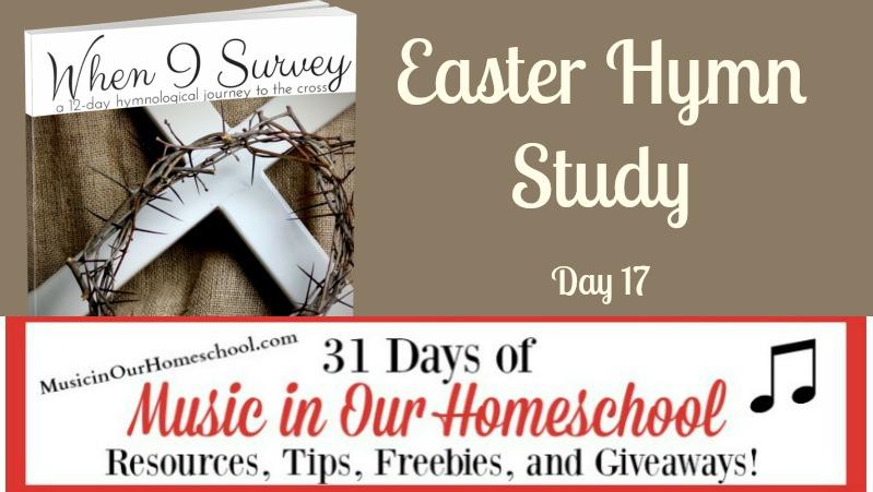 Easter Hymn Study