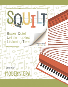 SQUILT+Volume+4-+Modern+Era