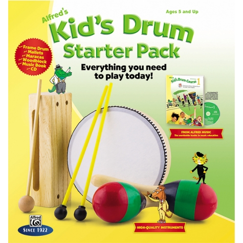 Kids Drum Starter Pac
