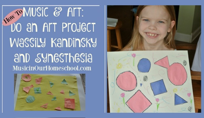 Music & Art: Wassily Kandinsky and Synesthesia