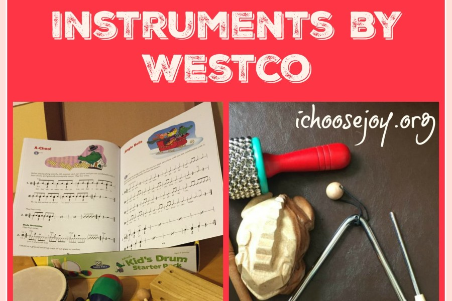 Review of Alfred Kid's Drum Starter Pack & Instruments by Westco