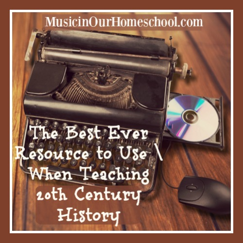 The Best Ever Resource to Use When Teaching 20th Century History