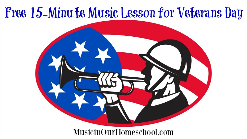 Free 15-Minute Music Lesson for Veterans Day