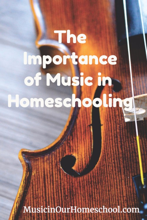 The Importance of Music in Homeschooling