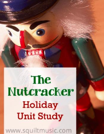 The Nutcracker Holiday Unit Study