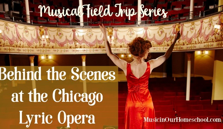 Behind the Scenes at the Lyric Opera