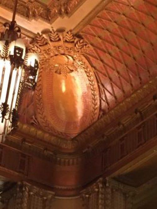 Lobby of Chicago Lyric Opera