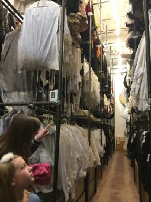 Behind the Scenes at the Chicago Lyric Opera