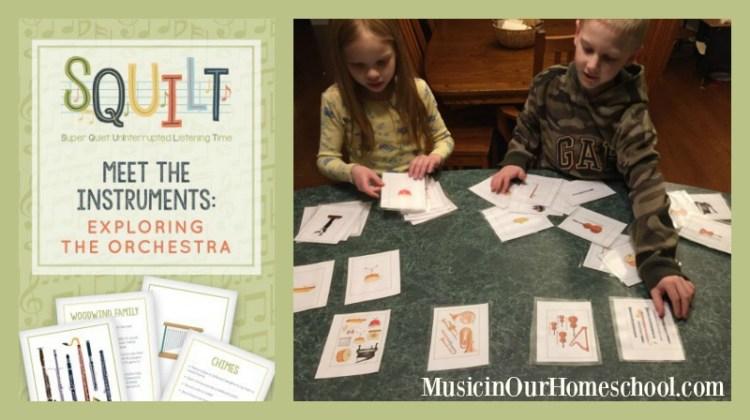SQUILT Meet the Instruments