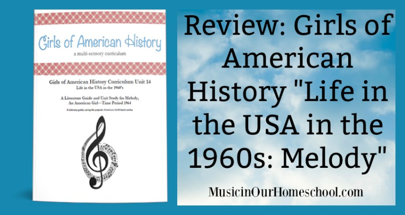 "Review: Girls of American History ""Life in the USA in the 1960s: Melody"""