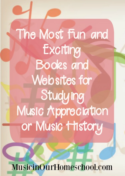 Books and Websites for Music Appreciation