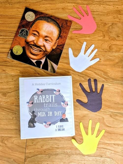 Rabbit Trails through MLK Jr. Day