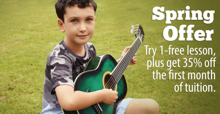 Gentle Guitar lessons in your home, Music in Our Homeschool