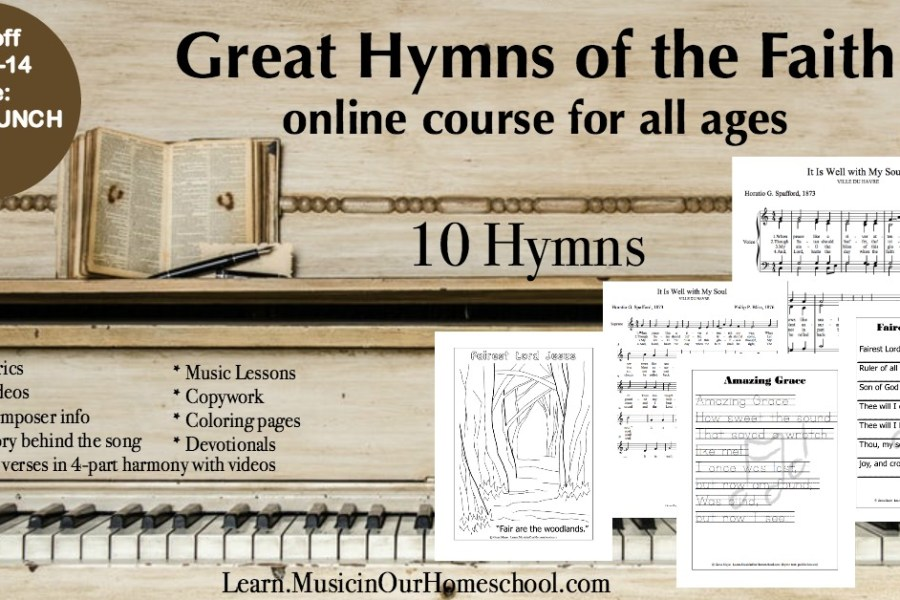 The 8 Elements of the Best Hymn Study Course Ever