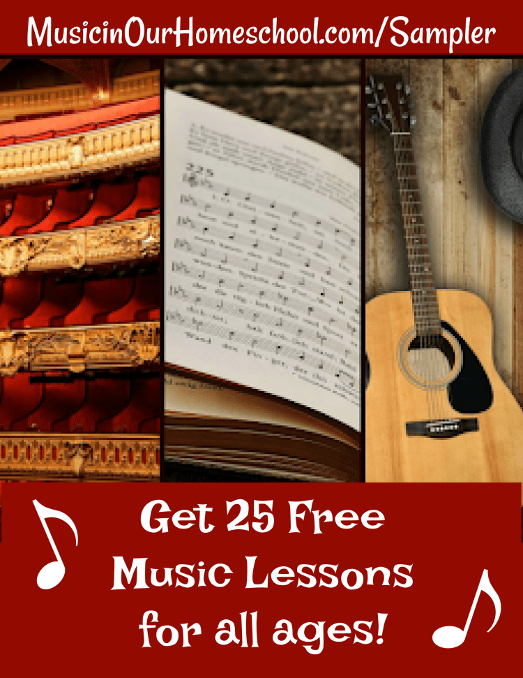Get the Sampler Music Appreciation Course for free!