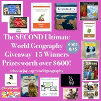 The SECOND Ultimate World Geography Giveaway
