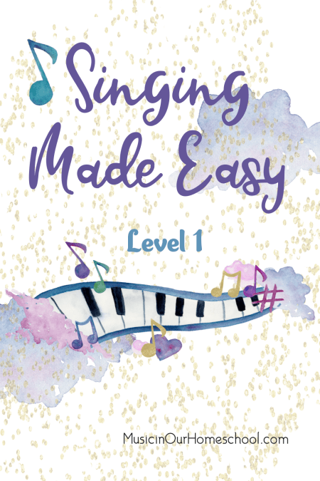 Singing Made Easy Level 1 beginning singing course for all ages!