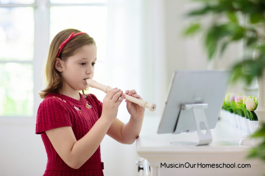 Uncertain About Music in Your Homeschool? Try These Ideas!