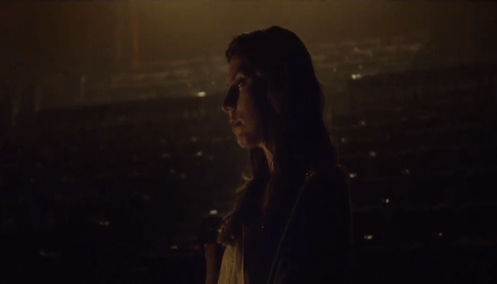 "Julia Holter - ""Horns Surrouding Me"""