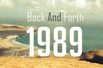 Back and Forth - 1989 / mat. prasowe