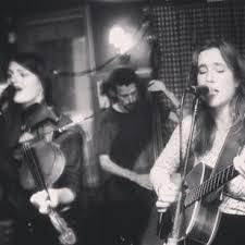 three singing