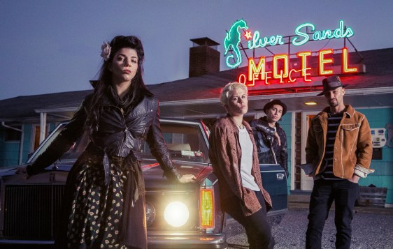 Midnight Mob Motel