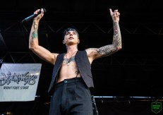 Andy Black Warped Tour