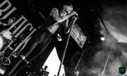 Andy Black Warped Tour