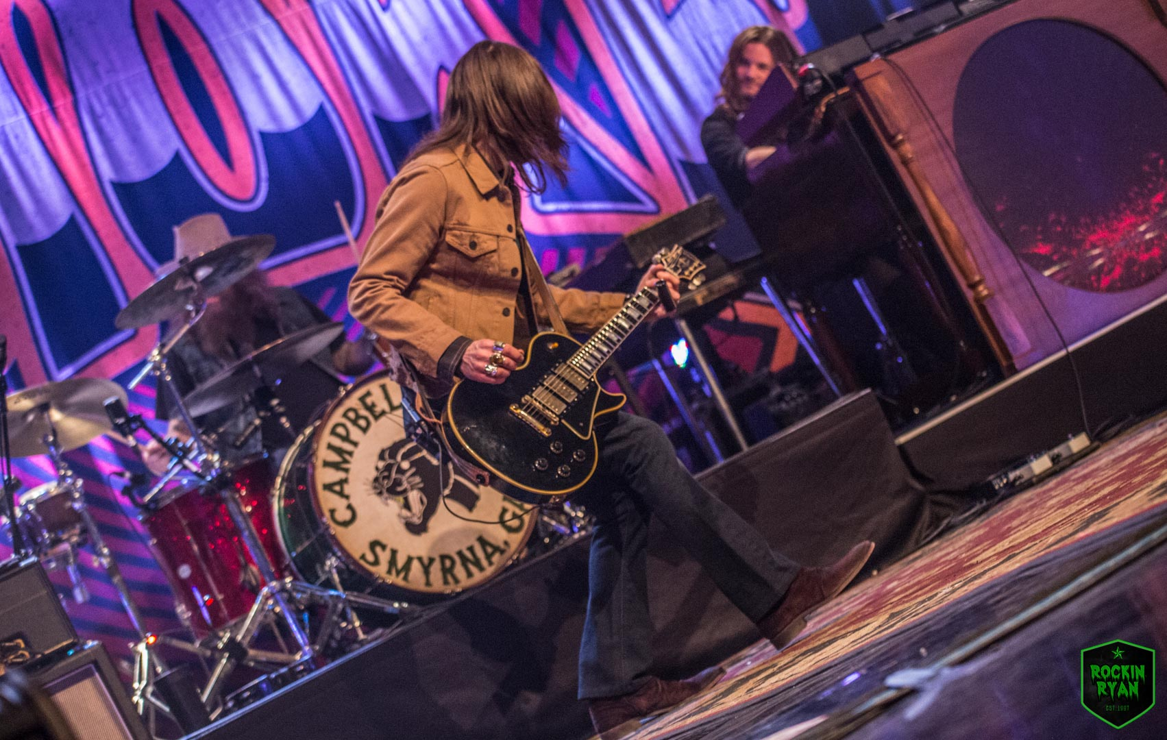 Blackberry Smoke SF -6820