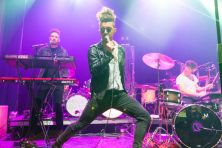 Castlecomer performs at August Hall in San Francisco on Mar. 1, 2019