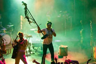 Magic Giant perform at August Hall in San Francisco on Mar. 1, 2019