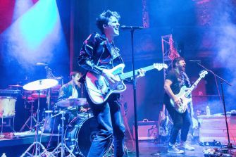 Weathers perform at August Hall in San Francisco on Mar. 1, 2019