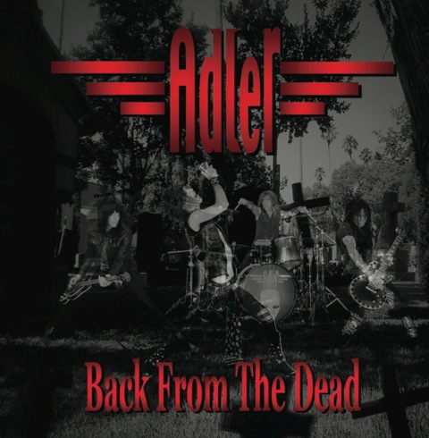 Adler Album Cover