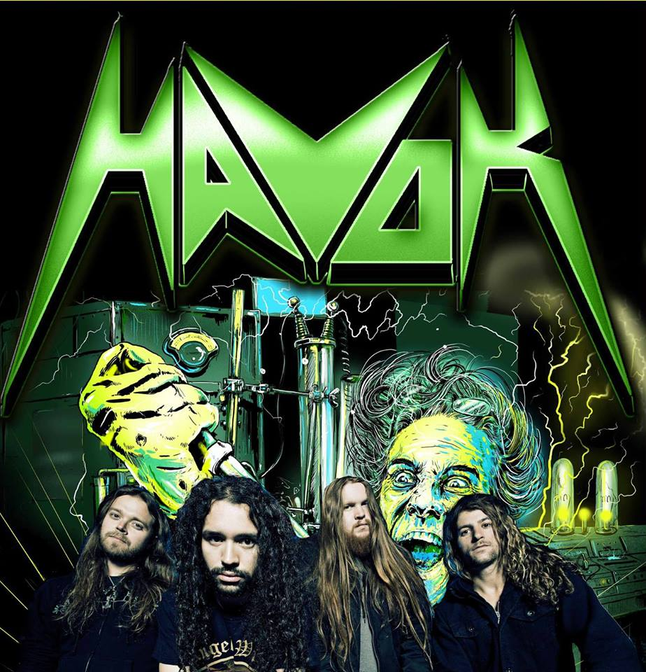 Havok Announce Their Headlining Until The Thrash Takes Us