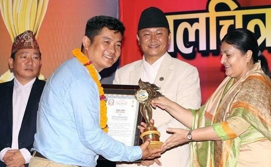 National-Film-Award-Nepal-2016-Dayahang-Rai