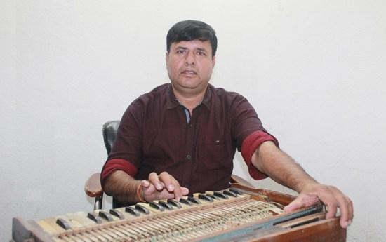 Ram Chandra Aryal, Singer