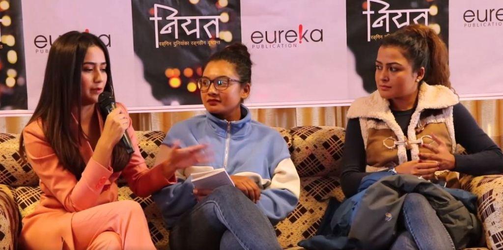 Rekha Thapa-Laxmi Bardewa-Swastima Khadka