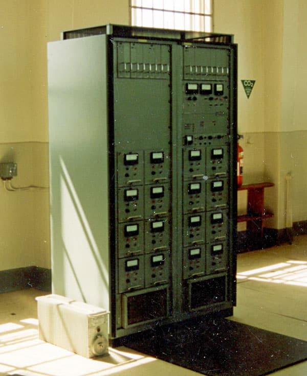 Nautel marine radio transmitter