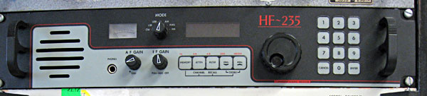 Lowe HF-235 receiver