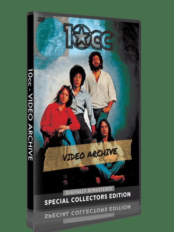 10cc - Video Archive