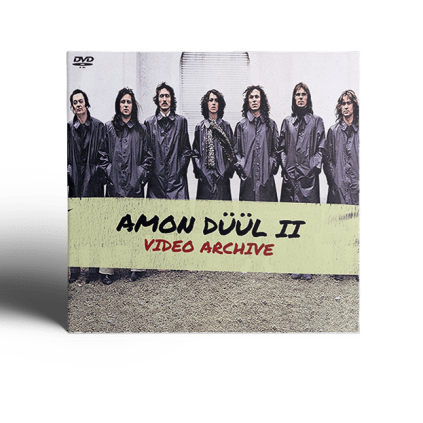 Amon Duul II - Video Archive