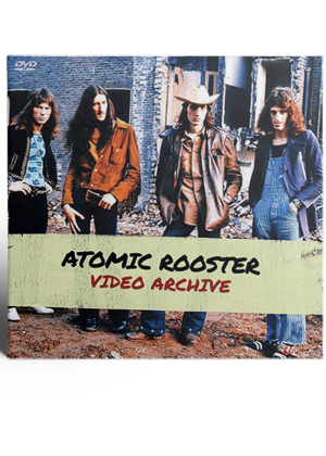 Atomic Rooster - Video Archive