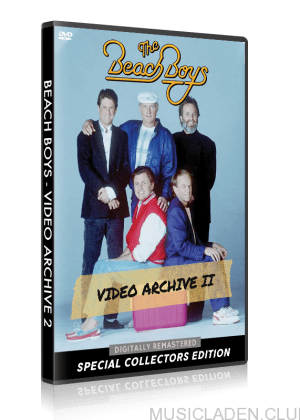 Beach Boys- Video Archive2