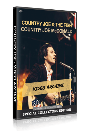 Country Joe - Video Archive