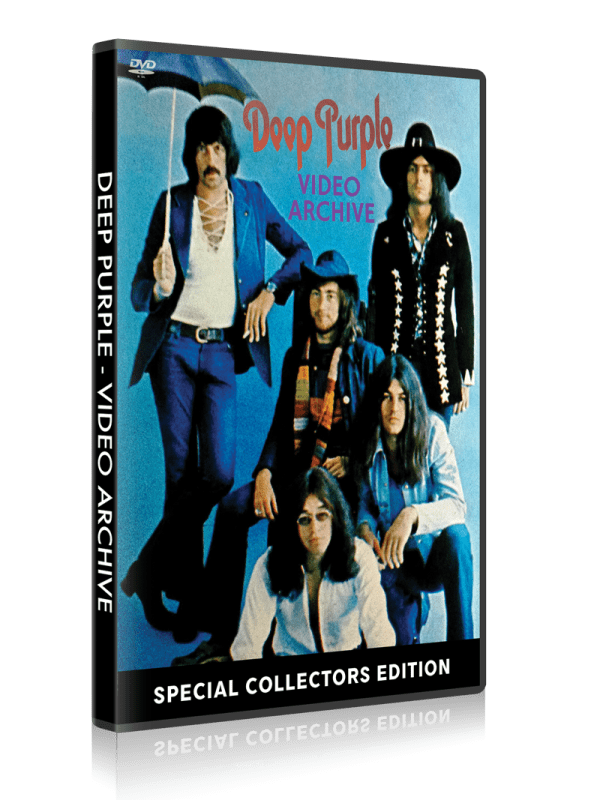 Deep Purple - Video Archive