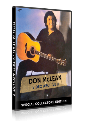 Don McLean - Video Archive II