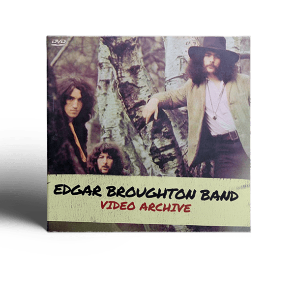 Edgar Broughton Band - Video Archive