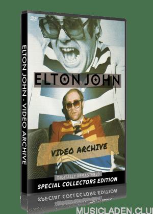 Elton John - Video Archive