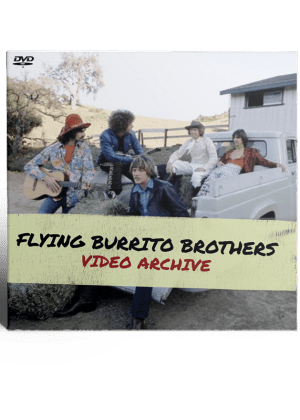 Flying Burrito Brothers - Video Archive
